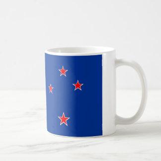New Zealand flag Coffee Mug