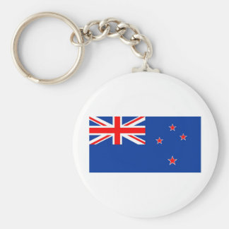 New Zealand flag Keychains