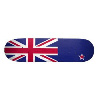 New Zealand Flag Skate Board Deck