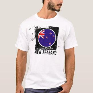 New Zealand Flag T-Shirt