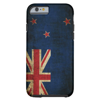 New Zealand Flag Tough iPhone 6 Case