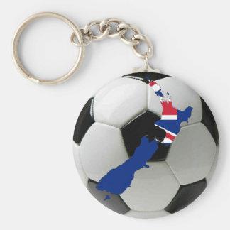 New Zealand football Keychain