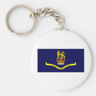 New Zealand Governor General Flag Keychain
