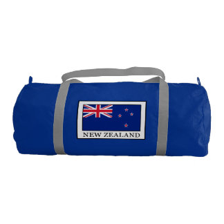 New Zealand Gym Duffel Bag