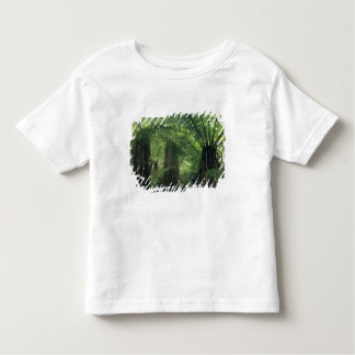 New Zealand, Haast Valley, Westland, Soft Tree Toddler T-Shirt
