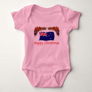 New Zealand Happy Christmas Tee Shirts