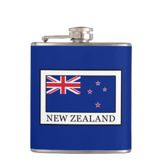 New Zealand Hip Flask