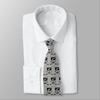 New Zealand Ice Hockey Flag Tie