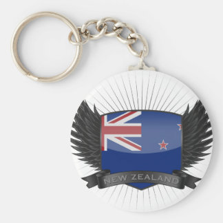 NEW ZEALAND KEY RING