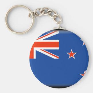 New Zealand Keychain