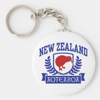 New Zealand Key Ring