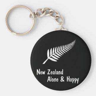 New Zealand Key Chain