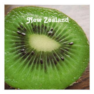 New Zealand Kiwi Personalized Announcements
