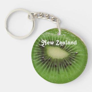 New Zealand Kiwi Keychains