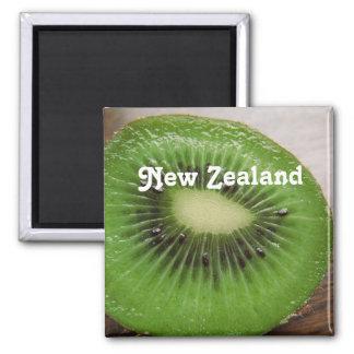 New Zealand Kiwi Magnet