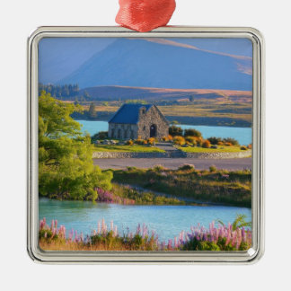 New Zealand - Lake Tekapo Christmas Ornament