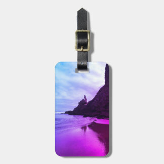 New Zealand Luggage Tag by DAL