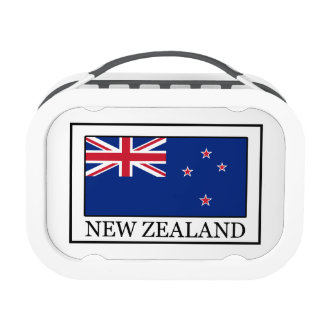 New Zealand Lunchboxes