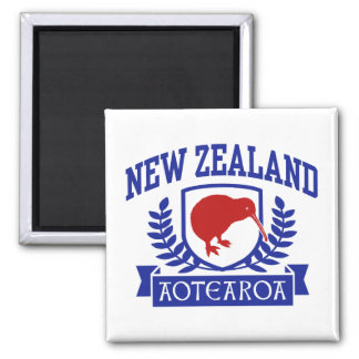 New Zealand Magnet