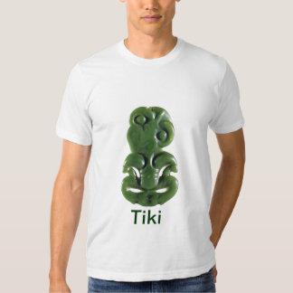 New Zealand Maori Hei Tiki Design T Shirt
