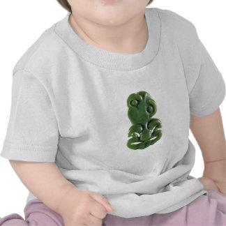 New Zealand Maori Hei Tiki Design Shirt