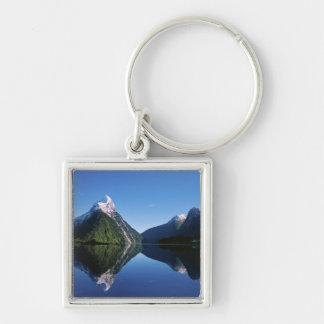 New Zealand, Mitre Peak, Milford Sound, Key Ring