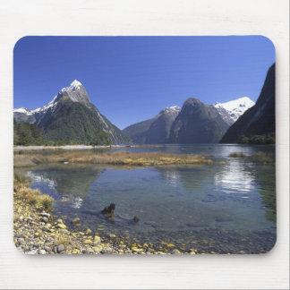 New Zealand, Mitre Peak & Milford Sound, Mouse Mat