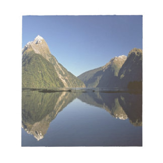New Zealand, Mitre Peak & Milford Sound, Notepad