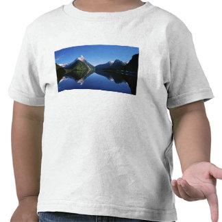New Zealand, Mitre Peak, Milford Sound, Tee Shirts