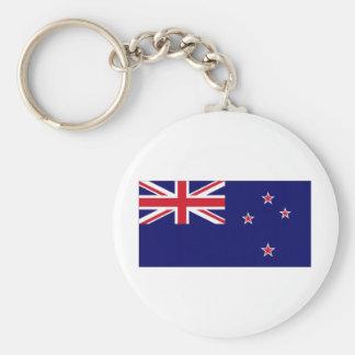 New Zealand National Flag Keychains
