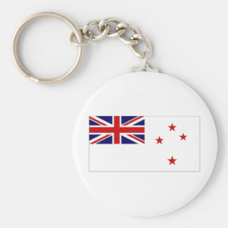 New Zealand Naval Ensign Key Chains