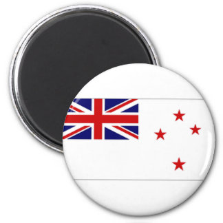 New Zealand Naval Ensign Magnets