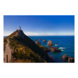 New Zealand: Nugget Point Posters