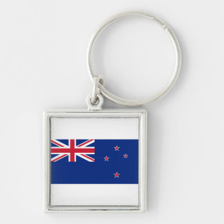 New Zealand NZ Key Ring
