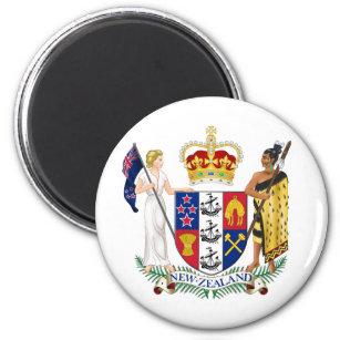 New Zealand NZ Magnet