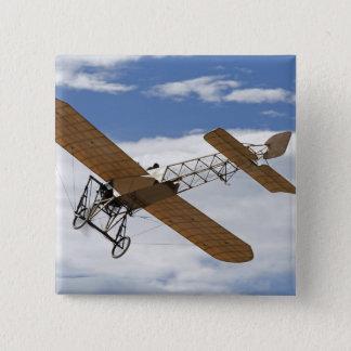 New Zealand, Otago, Wanaka, Warbirds Over 3 15 Cm Square Badge