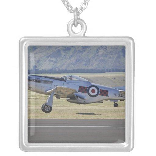 New Zealand, Otago, Wanaka, Warbirds Over 4 Necklace