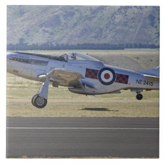 New Zealand, Otago, Wanaka, Warbirds Over 4 Tile