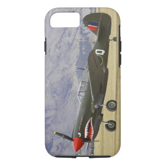New Zealand, Otago, Wanaka, Warbirds Over 5 iPhone 8/7 Case