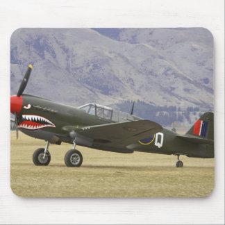 New Zealand, Otago, Wanaka, Warbirds Over 5 Mouse Mat