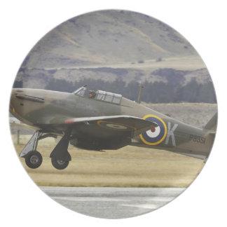 New Zealand, Otago, Wanaka, Warbirds Over 6 Plate