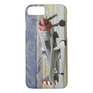 New Zealand, Otago, Wanaka, Warbirds Over 7 iPhone 8/7 Case
