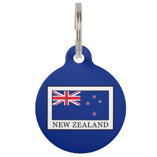 New Zealand Pet Nametags