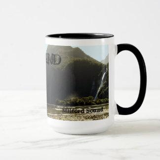 New Zealand Photo Mug