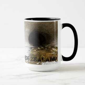 New Zealand Photo Mug Rob Roy Glacier