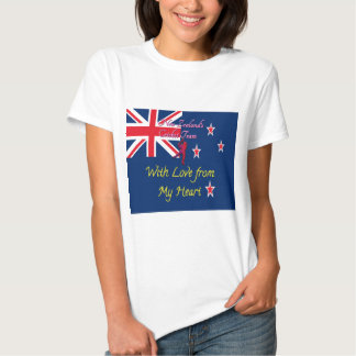 New Zealand.png Tshirt