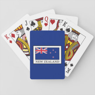 New Zealand Poker Deck