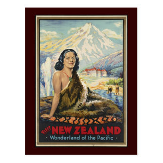 New Zealand Post Cards