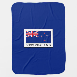 New Zealand Receiving Blanket