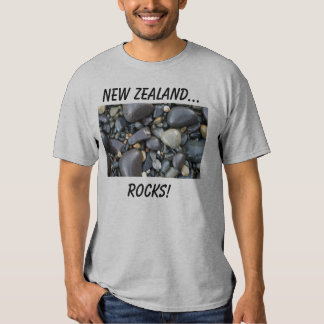 New Zealand... Rocks! Shirts